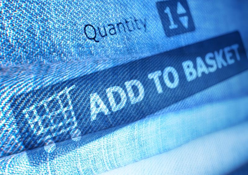Shoppa på nätet